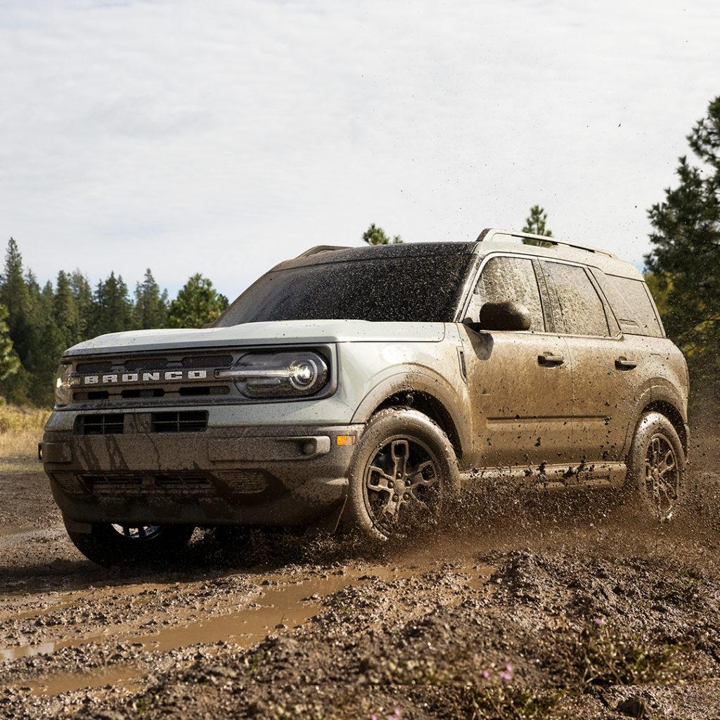 Ford 2021 Bronco Sport